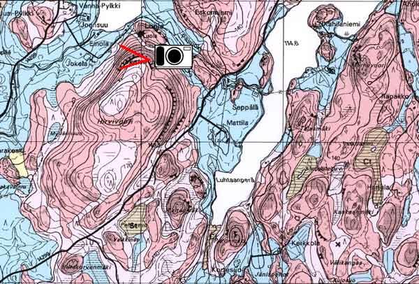 Tietoaineistot Maaperakartan Kayttoopas Kartta